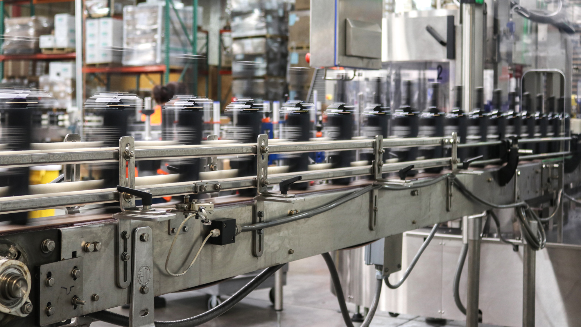 Fior di Sole Winery Bottling Line
