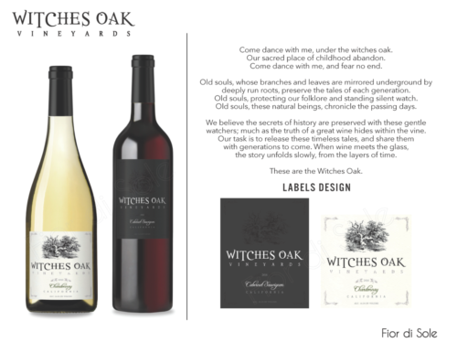 Witches Oak